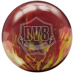 DV8 Marauder Hybrid, Bowling Ball