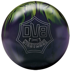 dv8 nightmare, bowling ball