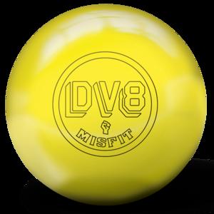 DV8 Misfit Pearl Neon Yellow
