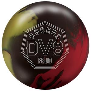 DV8 Ruckus Feud, Bowling Ball