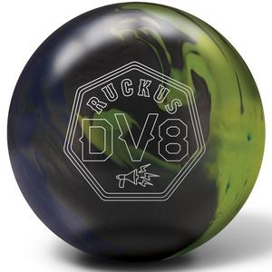 DV8 Ruckus, Bowling Ball