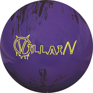 amf villain bowling ball