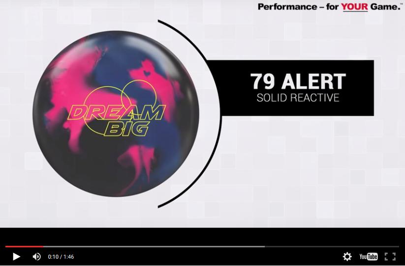 900 Global Big Dream Bowling Ball Video Review with Cjris Barnes and Linda Barnes