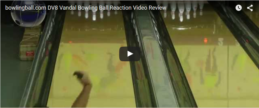 DV8 Vandel Bowling Ball Video Review by bowlingball.com