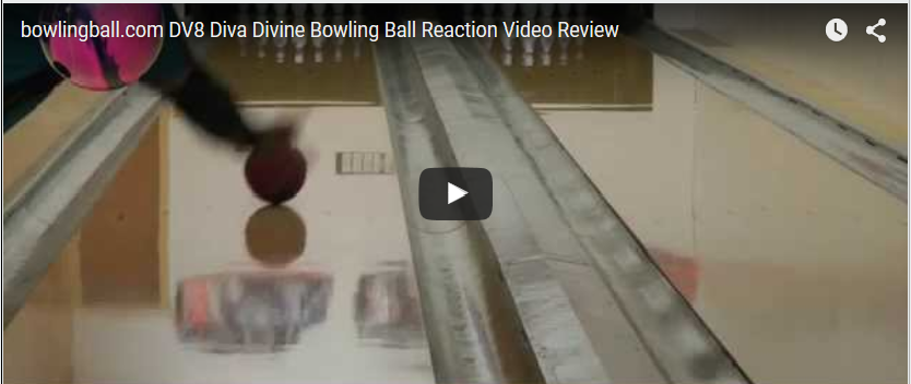 DV8 Divine Bowling Ball Video Review by bowlingball.com
