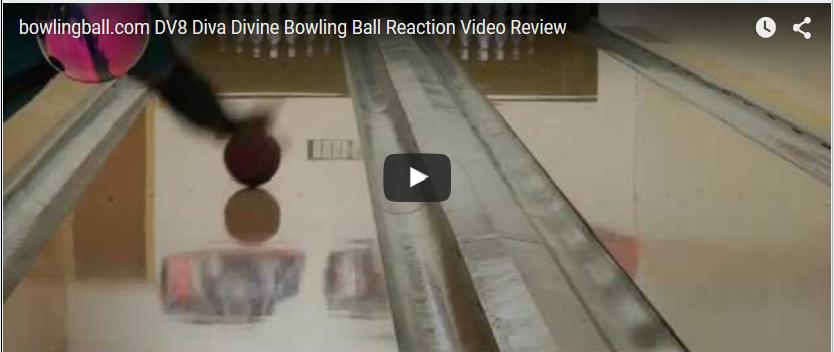 DV8 Divine Bowling Ball Video Review by bowlingball.com