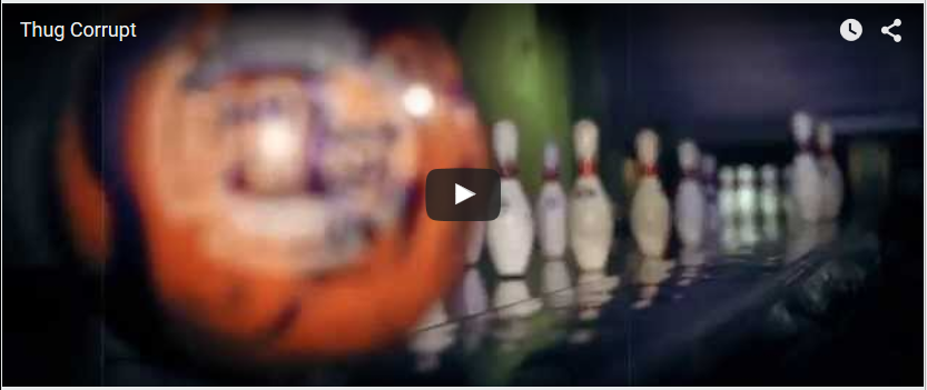 DV8 Thug Corrupt Bowling Ball Video Review by DV8 Bowling