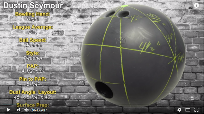 Brunswick Fanatic BTU, Bowling Ball Video, Bowling Ball Video Reviews, Bowling Ball Reaction Video, Brunswick Bowling Ball Reviews, Brunswick Bowling Ball Videos
