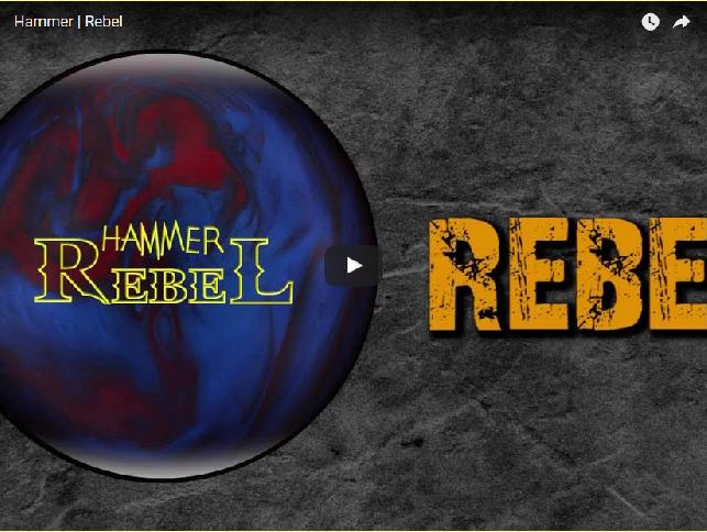 Hammer Rebel, Bowling, Ball, Reaction, Video, Review, Hammer Bowling Balls