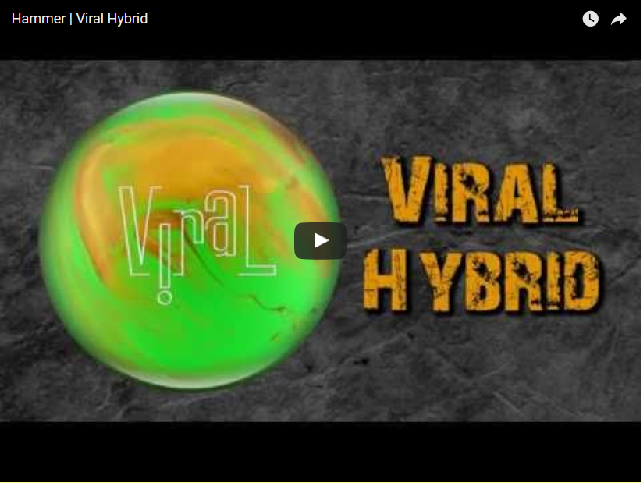 Hammer Viral Hybrid, Bowling, Ball, Reaction, Video, Review, Track Bowling Balls