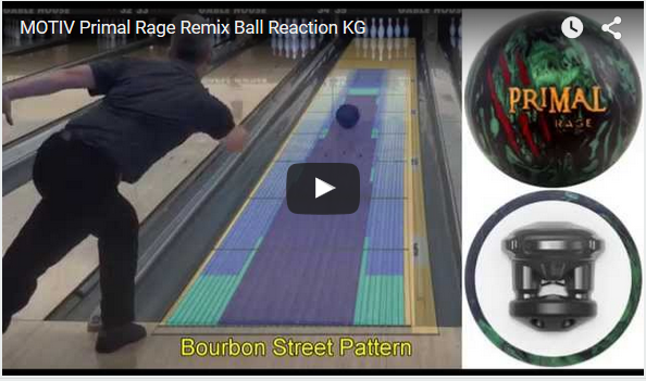 Motiv Primal Rage Remix Bowling Ball Reaction Video