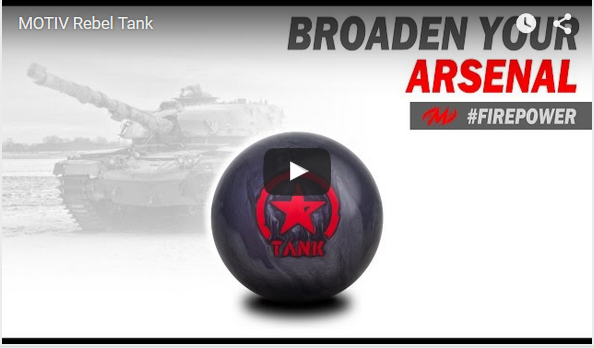 Motiv Rebel Tank Reaction Video adn Bowling Ball Review