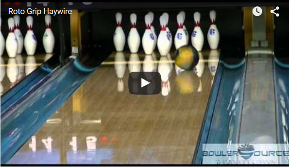 Roto Grip Haywire Review and Bowling Ball Video
