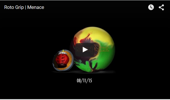 Roto Grip Menace Video and Bowling Ball Review