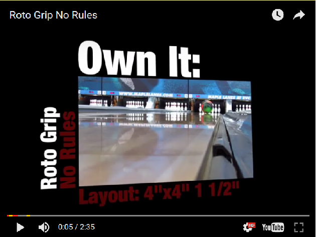 Roto Grip No Rules, Bowling, Ball, Reaction, Video, Review, Roto Grip Bowling Balls