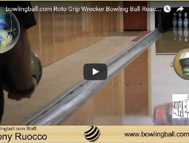 Roto Grip Wreck-It, Bowling, Ball, Reaction, Video, Review, Roto Grip Bowling Balls