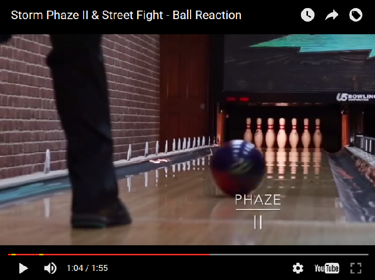 Storm Phaze II, Bowling, Ball, Reaction, Video, Review, storm bowling ball