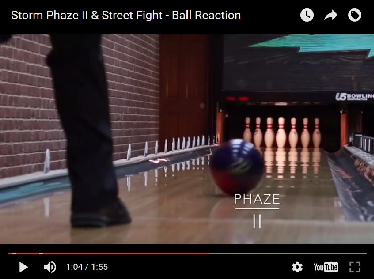 Storm Phaze II, Bowling, Ball, Reaction, Video, Review, storm bowling ball