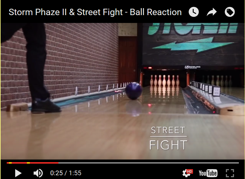 Storm Street Fight, Video, Review, Bowling, Ball, Reaction, Storm Bowling Ball Reviews