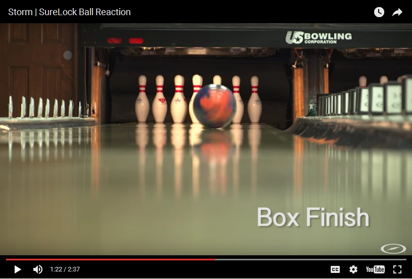 Storm Sure Lock, Storm Bowling Ball Video Reviews, Storm Bowling Ball Reviews, Bowling Ball Video Reviews, Bowling Ball Reaction Video, Bowling Ball Reviews