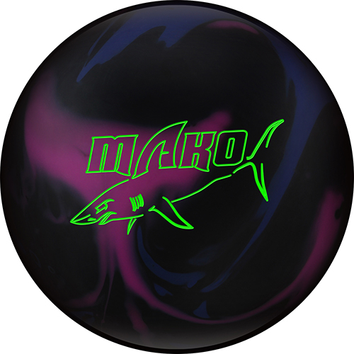 Track Mako, Track Bowling Ball Video Reviews, Track Bowling Ball Reviews