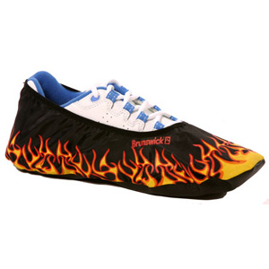 brunswick,bowling shoe covers