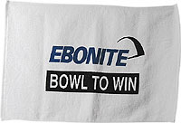 ebonite, bowling towels