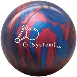 Brunswick C�(System)2.5, Bowling Ball