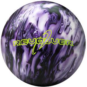 brusnwick revolver, bowling ball, review, video