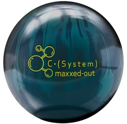 Brunswick C-System Maxxed Out