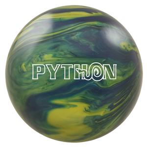 brunswick python, bowling ball