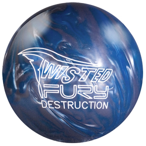 brunswick twisted fury destruction