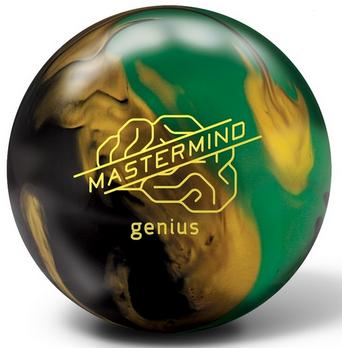 Brunswick Mastermind Genius, Bowling Ball
