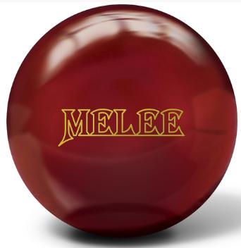 Brunswick Melee, Bowling Ball