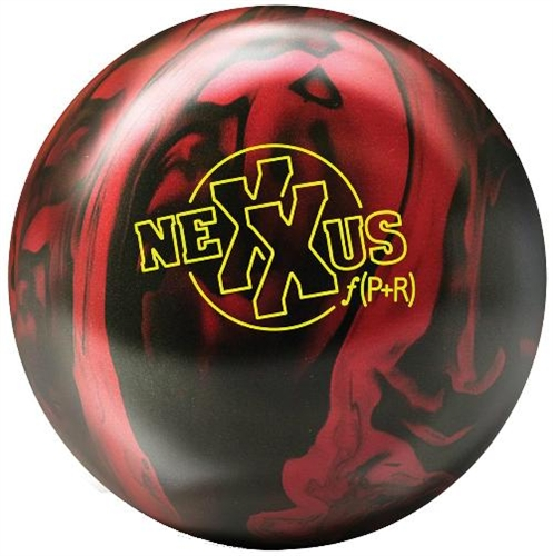 Brunswick Nexxus f(P+R), bowling ball, review