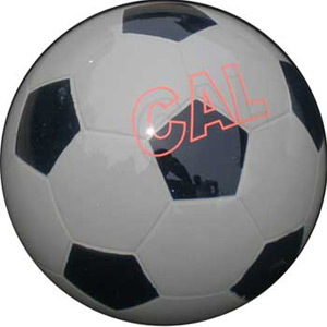 Clear Soccer Bwling Ball