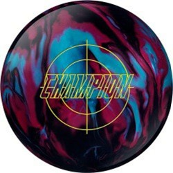 Ebonite Champion, bowling ball