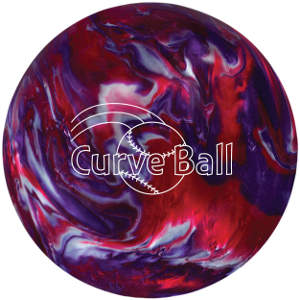 ebonite curve ball, bowling ball