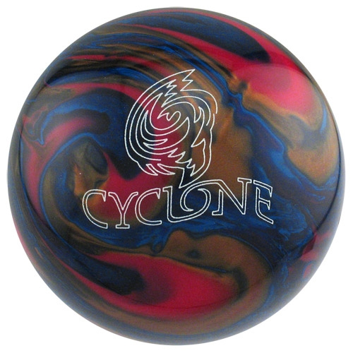 Ebonite Cyclone Navy/Pink/Gold
