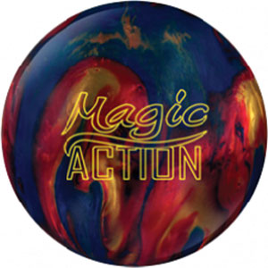 ebonite magic action, bowling ball