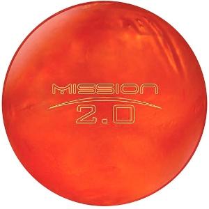 ebonite mission 2.0, bowling ball