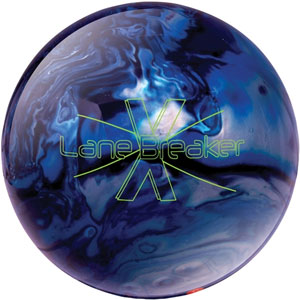 ebonite lane breaker bowling ball