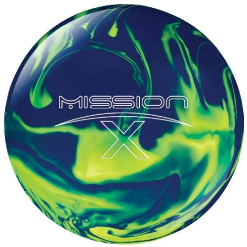 Ebonite Mission X, Bowling Ball