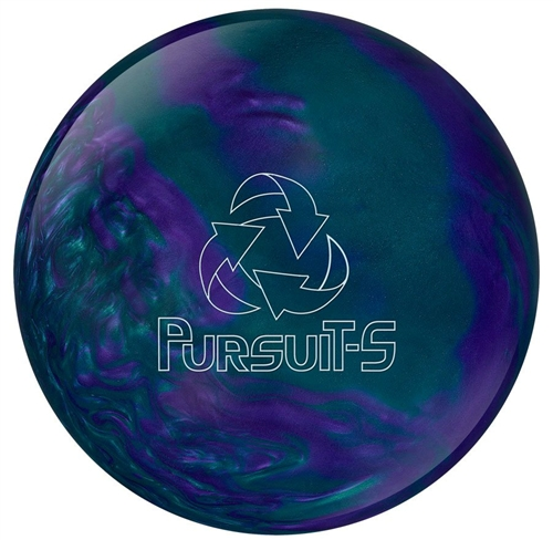 Ebonite Pursuit-S, bowling ball