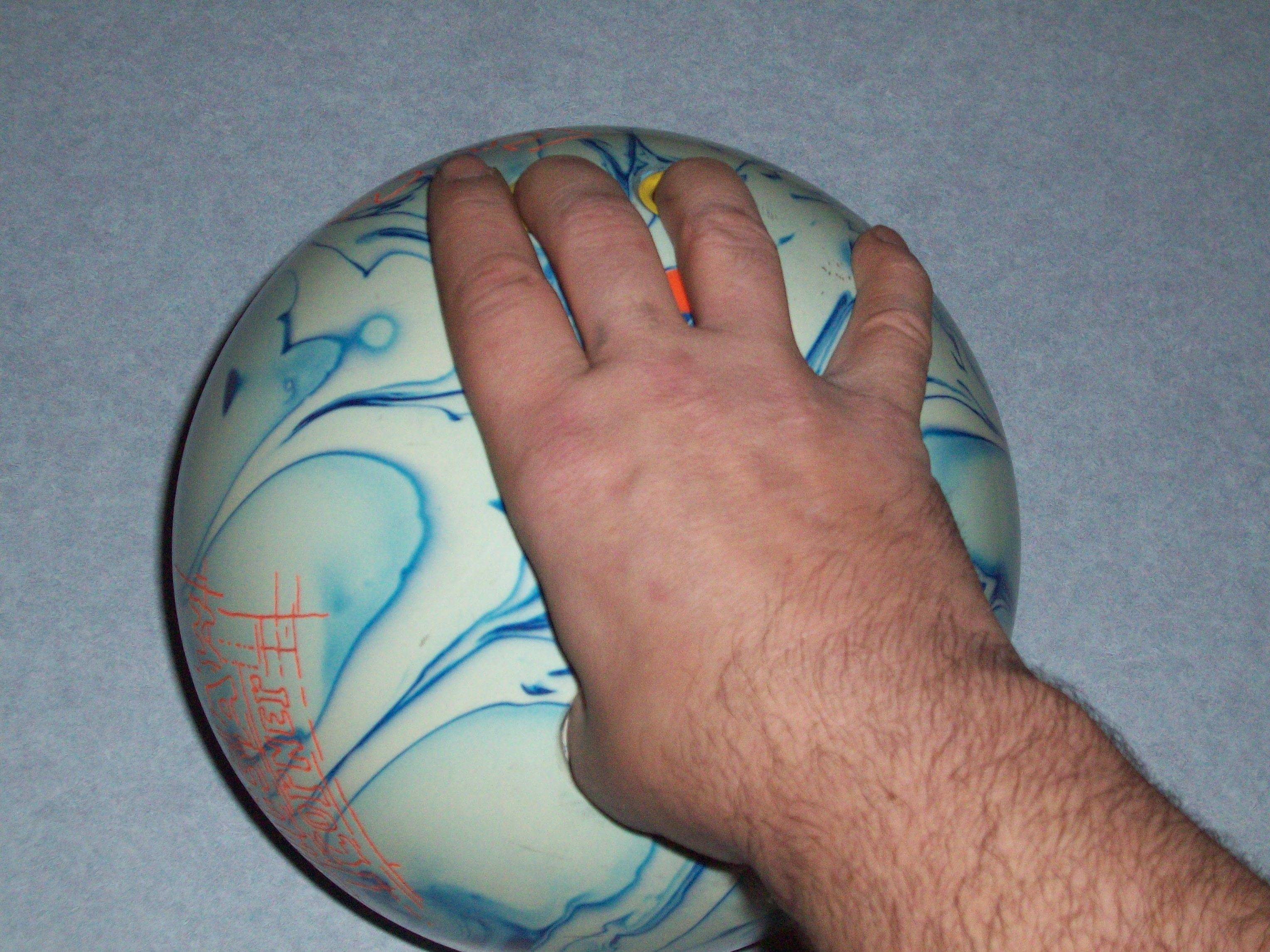 Bowling Finger Positions, Wide Pinkie Finger Position, Bowling Wrist Hand Positions,  Hand Position Used In Bowling, Wide Pinkie Finger Position in Bowling, bowling, ball, hand, finger, wrist, positions