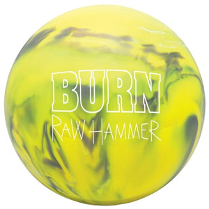 raw hammer burn, bowling ball
