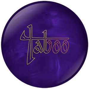 Hammer Taboo Deep Purple, bowling ball