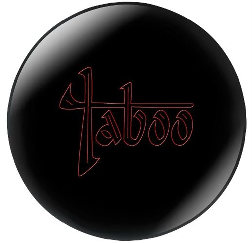 hammer taboo jet black, bowling ball, review