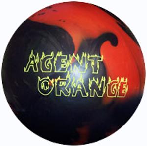lane #1 agent orange