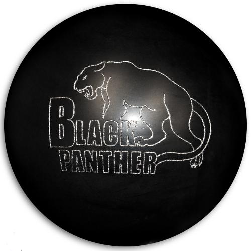 Lane #1 Black Panther